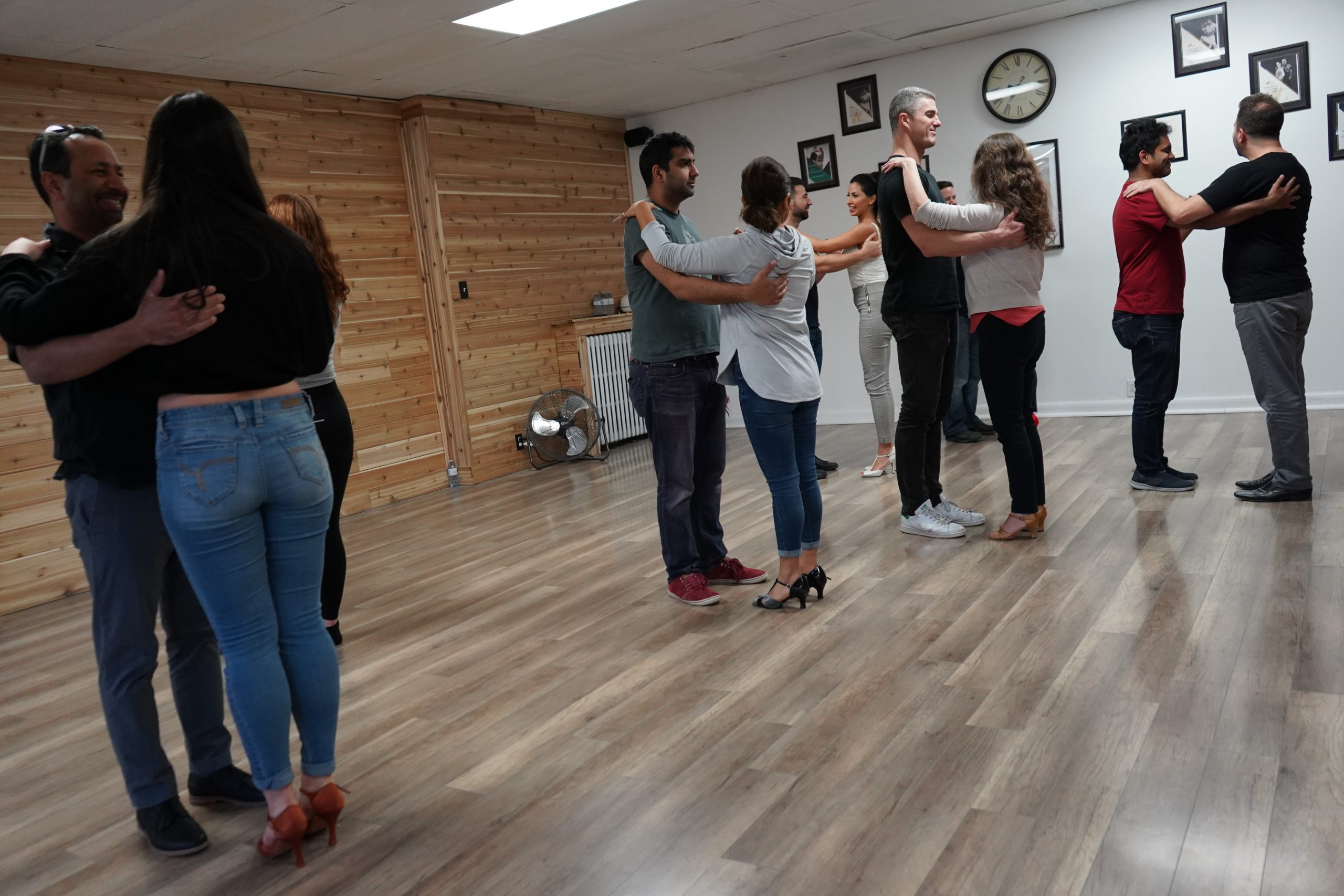 Bachata Lessons in Toronto