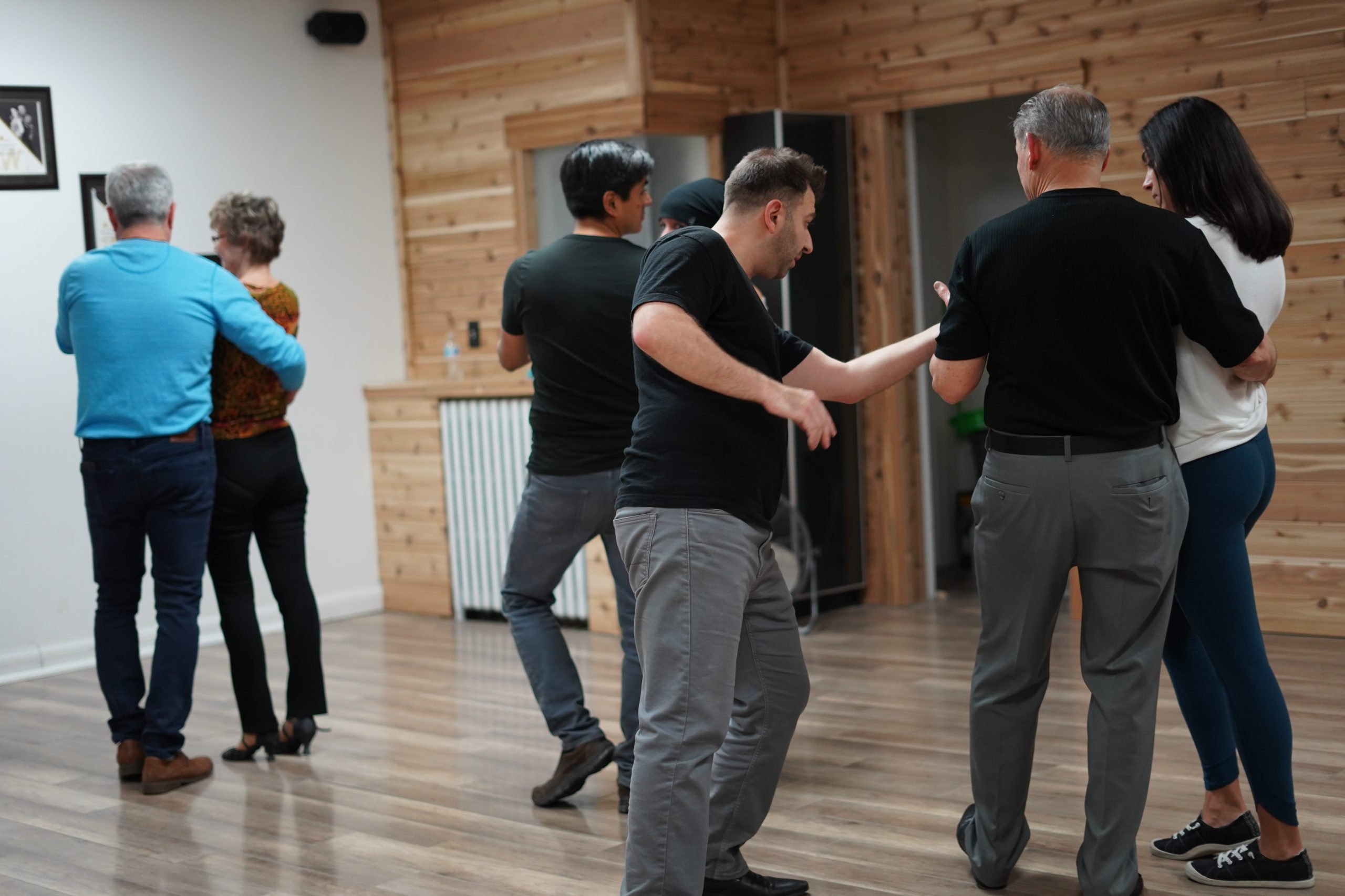 Salsa Dance Lessons For Adults