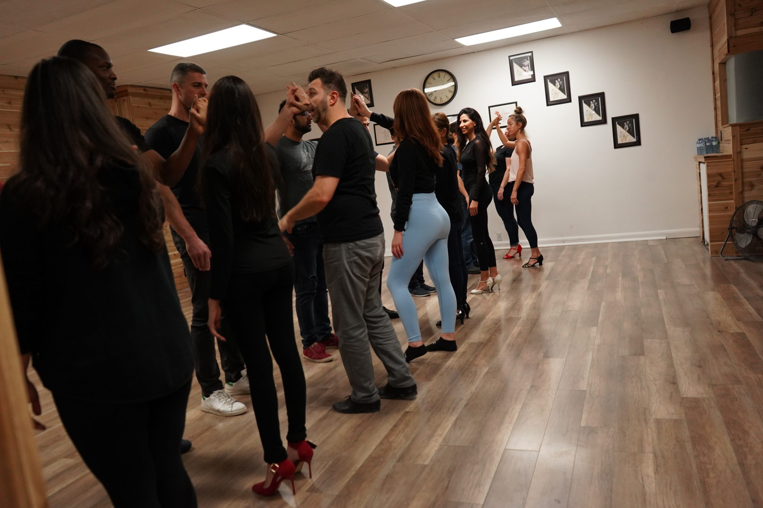 kizomba dance lessons