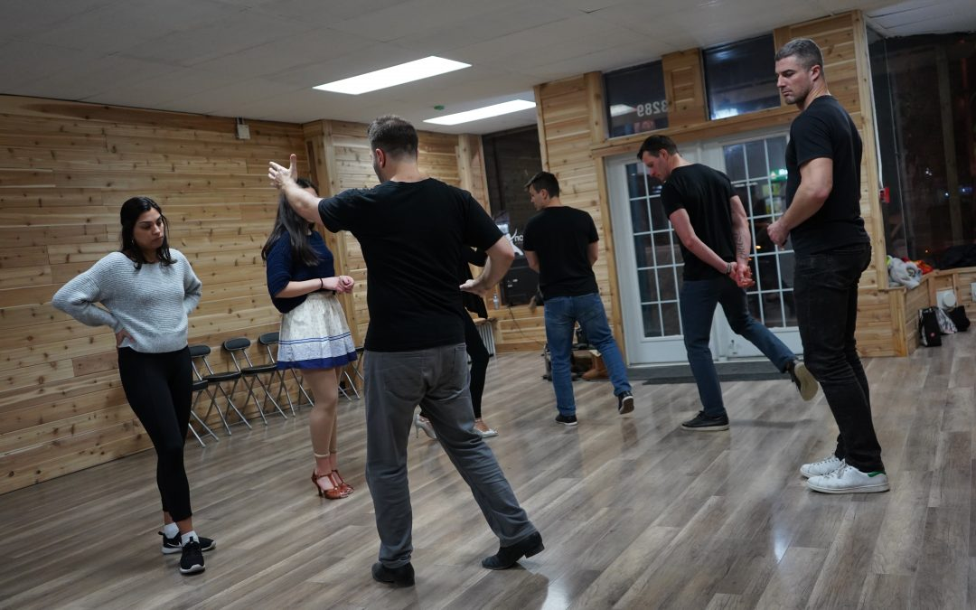 Where Should You Take Your Salsa Dance Class Tonight?