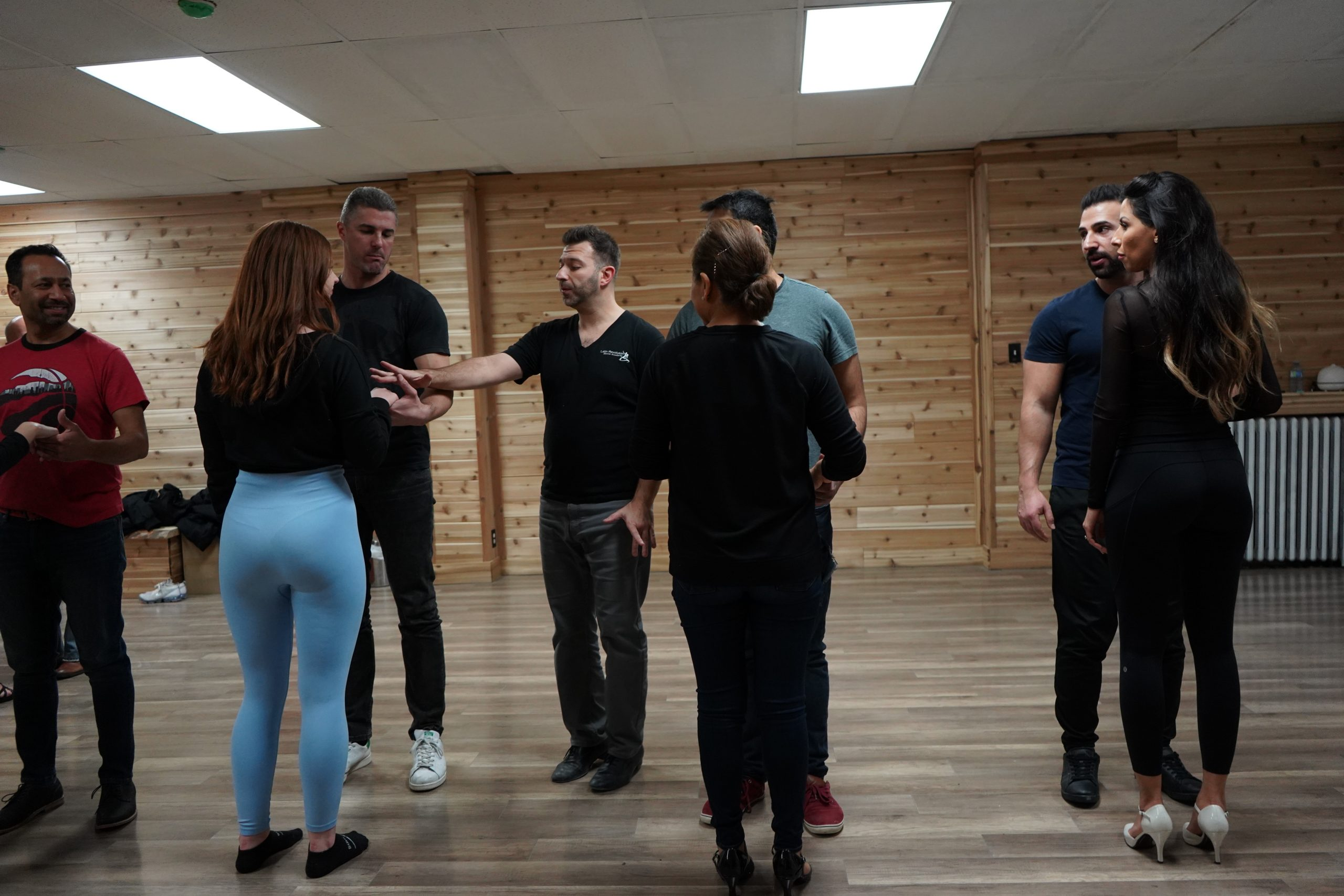 salsa dance lessons for couples near me