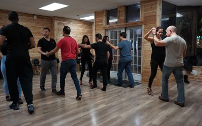 Learn How to Dance Salsa at Our Latin Revolution Dance Academy School